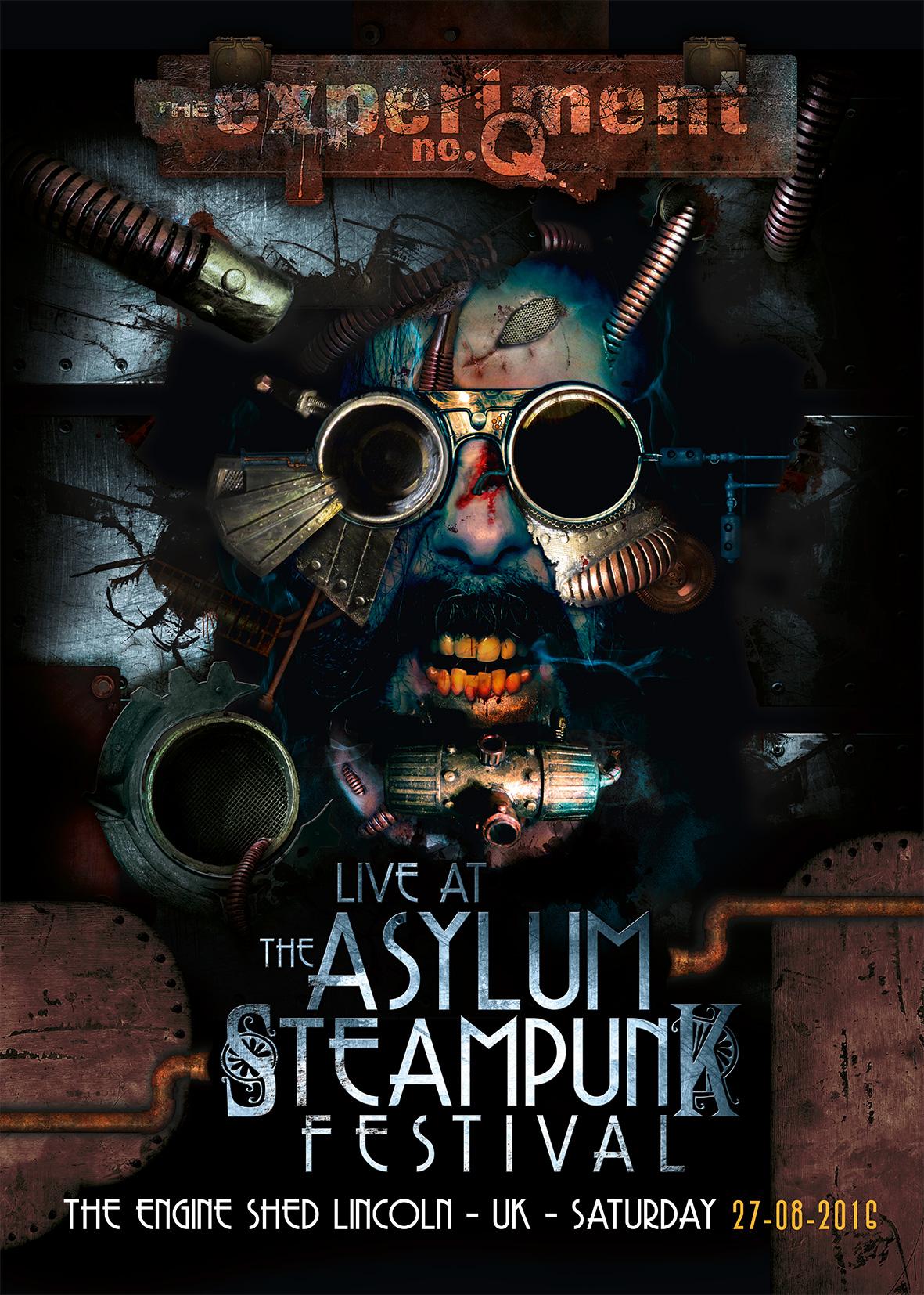 Live@Asylum